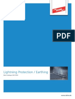 DEHN Lightning Protection-earthing 2014