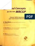 MRCGP Clinical Skills Assessment