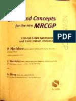 MRCGP Clinical Skills Assessment