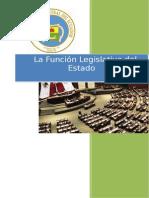 Funcion Legislativa en el Ecuador