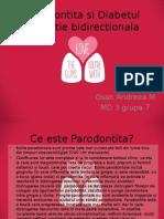 Parodontita Si Diabetul