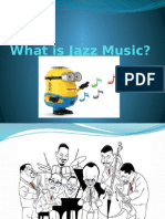 Jazz Music Powerpoint