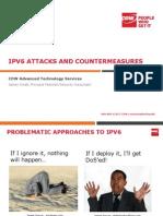 5 IPv6 Attacks and Countermeasures v1.2