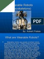Robert WearableRobots