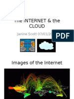 the internet & the cloud