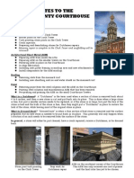 Wayne County Courthouse update through July 10, 2015
