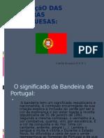 Evolução da banderia portuguesa