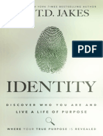 Identity - FREE Preview