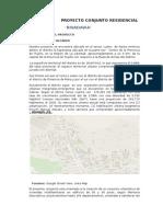 Estudio de Mercado Proyecto Rivadavia