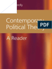Farrelly, Contemporary Political Theory