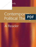 Farrelly, Contemporary Political Theory