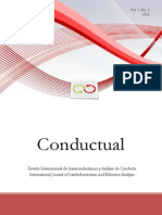 Conductual Vol 1 No 2