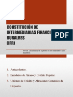 presentación IFR