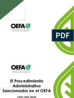 6. El Procedimiento Administrativo Sancionador en El OEFA