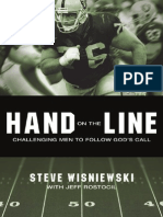 Hand on the Line - FREE Preview