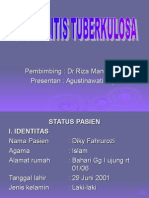 spondilitis tuberkulosa