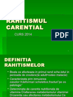 C10 RAHITISMUL CARENTIAL