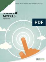Sourcing Models
