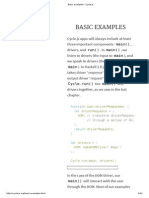 Basic Examples › Cycle