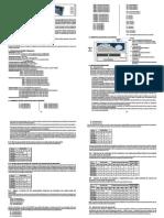 PCT-3001 Plus Full Gauge Manual