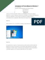 Como Instalar Controladores de Forma Manual en Windows