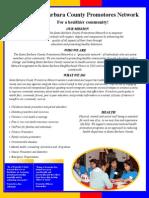 sbc promotores network newsletter final version 7-6-15