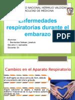 Enfermedades Respiratorias Neumonia