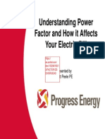 Power Factor How Effects Bill