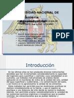 Metodos Opticos de analisis de los productos agroindustriales  Expicicon 3ra Unidad