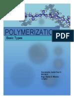 Polymerization Types