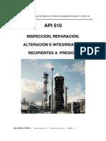 228676570 API 510 R4 Codigo de Inspeccion de Recipientea a Presion Españokllllllllllllllllllllllllllllllllllllllllllllllllllll