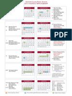 2015-16 GCPS Calendar