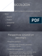Bases Biopsicosociales