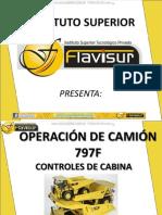 Curso Controles Operacion Cabina Camion Minero 797f Caterpillar
