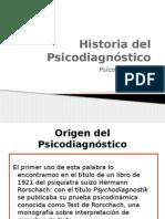 Historia Psicodiagnostico