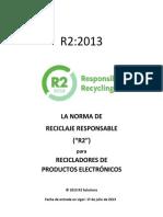 R2 2013 Standard_Spanish