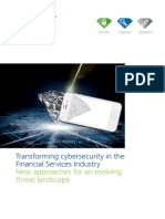 Transforming Cybersecurity