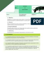 PROCEDIMIENTO ARA EL RECLUTAMIENTO Y SELECCION DE PERSONAL.docx