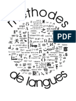 PDR Langues