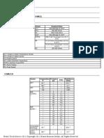 Especificaciones Sensores Motor Mack Todos
