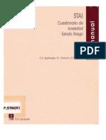 Manual STAI