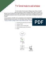 Configuracion FortiAP