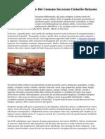 Sito online Ufficiale Del Comune Successo Cinisello Balsamo