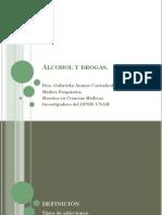 Alcohol y Drogas-curso de Especialidades Médicas-febrero 2015