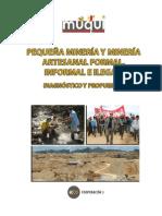 Pequeña Minería - Muqui