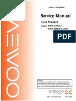 Manual de Mtto Lavadoras Automatica