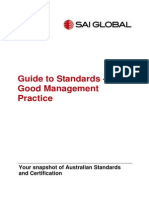 Guide to Standards-Good Management Practice