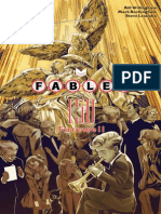 Fables 150 Exclusive Preview