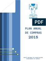 Plan de Compras 2015 _ Final