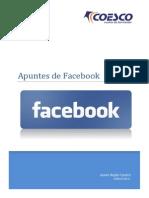 Apuntes de Facebook